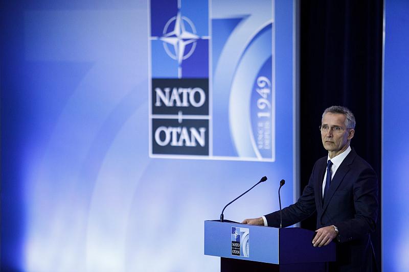Генералният секретар на НАТО Йенс Столтенберг заяви в интервю за