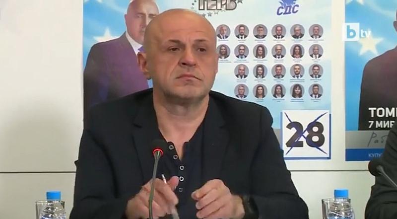 Събитието се състоя без присъствието на премиера Бойко Борисов, след