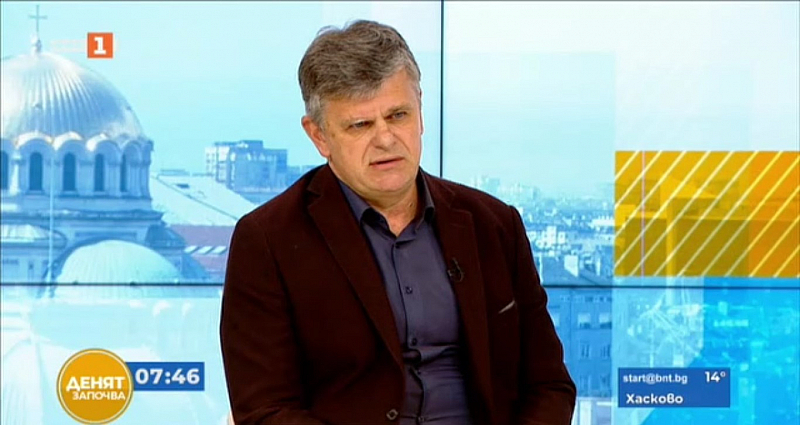 Това каза пред Българската национална телевизия полковникът от резерва проф.