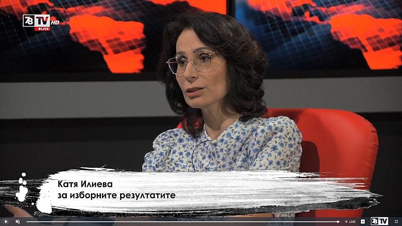Така метафорично главният редактор на Фрог Нюз Катя Илиева обясни