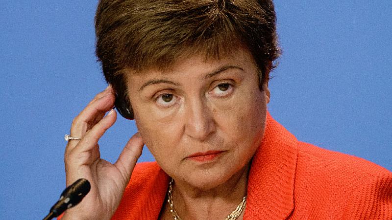 В изявление пред изпълнителния съвет на фонда Георгиева заяви също,