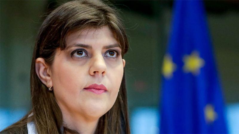Това заяви европейският главен прокурор Лаура Кьовеши в интервю за