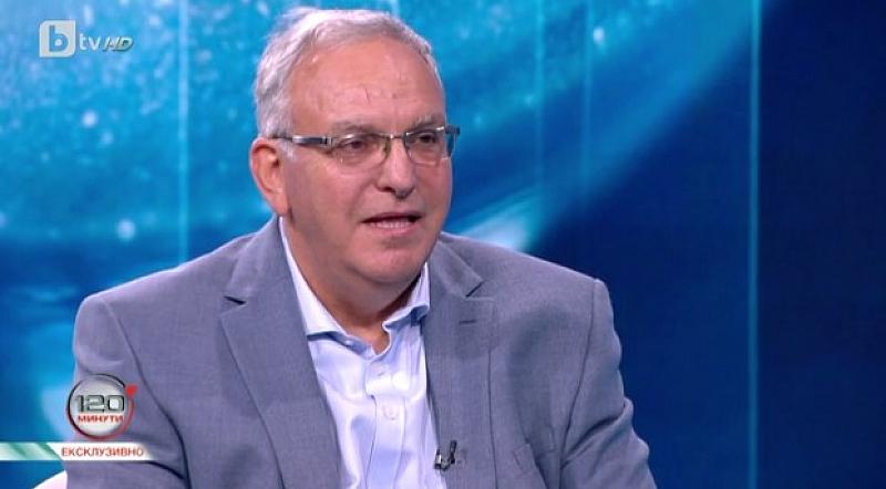 Поромански призна, че проф. Балтов е направил много по отношение