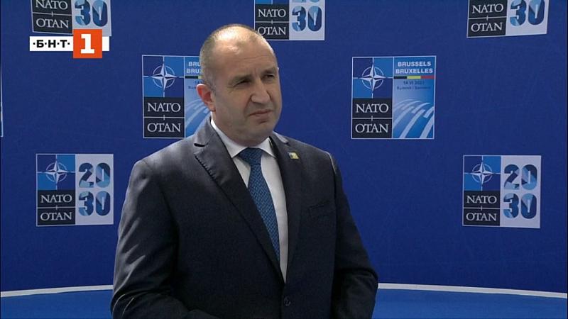 По думите му стратегическият документ НАТО 2030, който предстои да