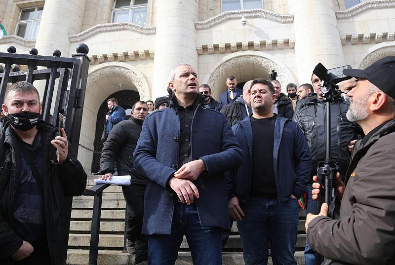 """И днес партия """"Възраждане"""" няма да бъде заличена. Софийски градски"""