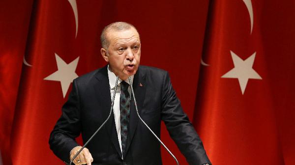 Заканата се сбъдва: Ердоган гони посланиците на 10 държави