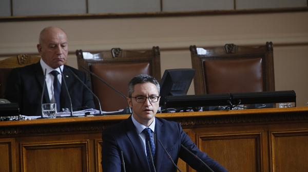Кристиан Вигенин: БСП подкрепя декларацията на НС за Северна Македония