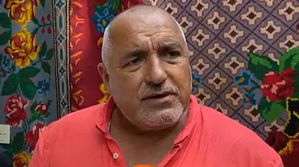 Борисов: Към номинацията на ИТН имам само една забележка - трябваше да бъде Слави Трифонов