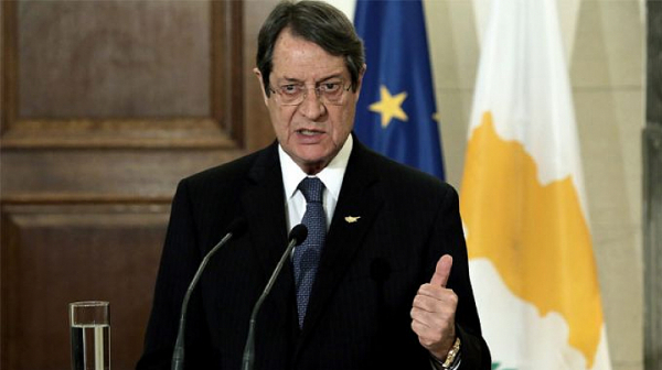 """Искат оставката на кипърския президент заради """"Пандора Пейпърс"""""""