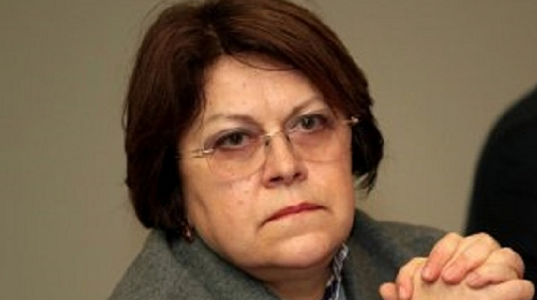 Т. Дончева: По времето на Цацаров са осъдени 31 хил. лица, а при Борис Велчев-48 хил.- без Специализиран съд