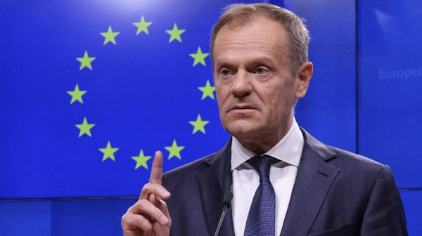 Доналд Туск e новият президент на Европейската народна партия