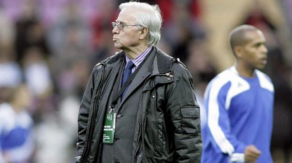 Почина френският футболен треньор Мишел Идалго