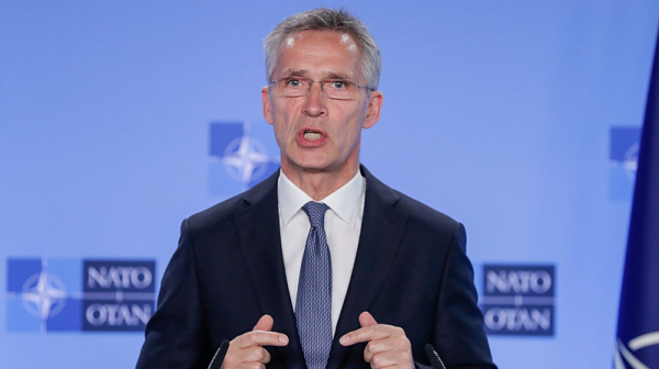 НАТО с призив към Кремъл да не блокира Черно море