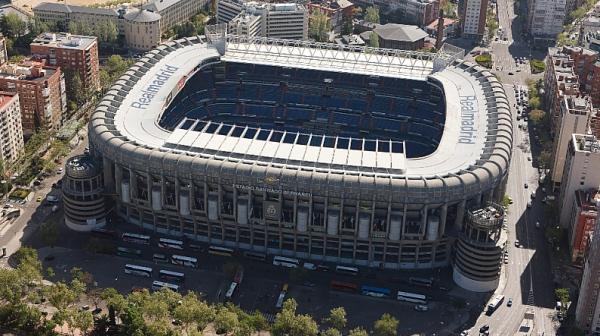 """Реал Мадрид отстъпва стадиона си. """"Сантяго Бернабеу"""" става склад за лекарства"""