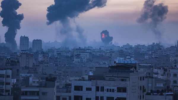 Зам.-държавният секретар на САЩ пристигна в Тел Авив