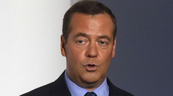 Медведев за наказанието на спортистите: Това е антируска истерия