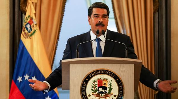 САЩ иска арест на Николас Мадуро. Обяви награда от 15 млн. долара