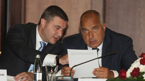 КПКОНПИ е разпитала Борисов и Горанов по делото за Веселин Денков