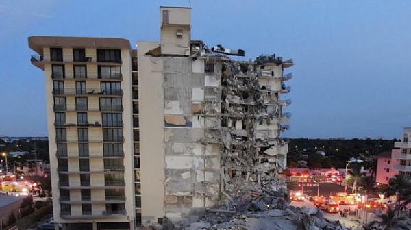 След срутването на сграда във Флорида: Байдън обяви извънредно положение